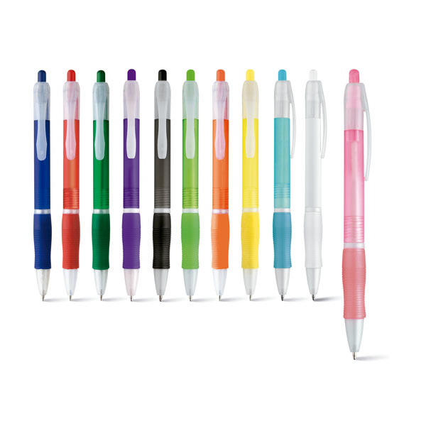 SLIM BK. Nonslip ball pen