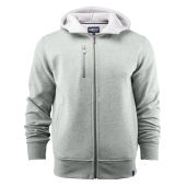 Parkwick Hooded Men Jacket Greymelange