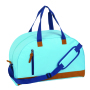 "Sports bag ""Fun"" 600D, l.blue/d.blue"