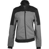 Tweekleurige dames softshell