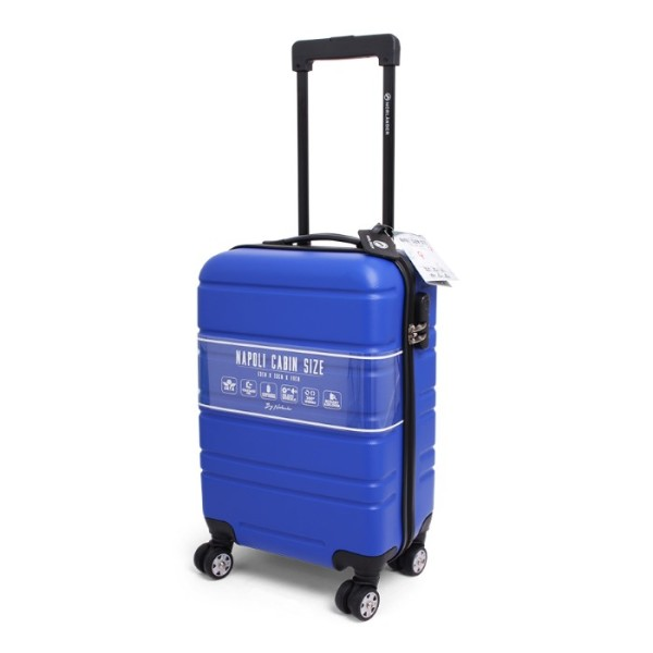 Cabin Size Trolley Napoli Blue