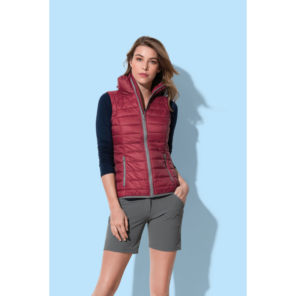 Stedman Bodywarmer Padded for her