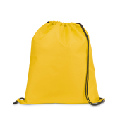 CARNABY. Drawstring bag in 210D