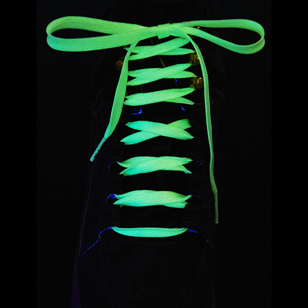 Glow in the dark Schoenveter