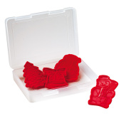 Cooki cutter set,