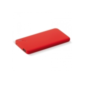 Blade Suction draadloze powerbank 4000mAh rood
