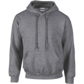 Heavy blend™ classic fit adult hooded sweatshirt graphite heather s