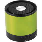 Greedo Bluetooth® aluminium speaker - Lime