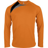 orange / black / storm grey xxl