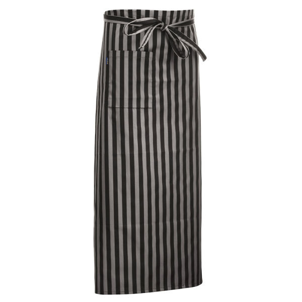 7814 APRON GREY/BLACK