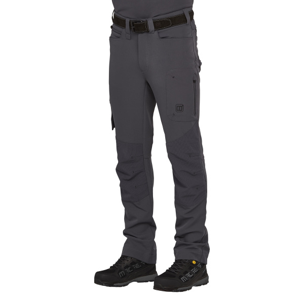 Macseis Pants Mactronic Regular Cut Grey/BK