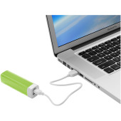 Flash powerbank 2200 mAh - Lime