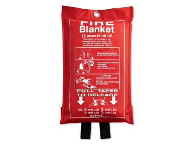 BLAKE - Fire blanket in a pouch