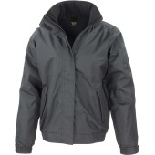 Waterproof channel jacket