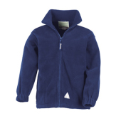 Jeugd Active Fleece Jack