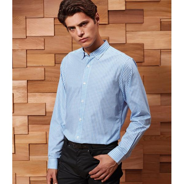 Maxton Check Long Sleeve Shirt