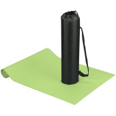 Cobra fitness- en yogamat - Lime