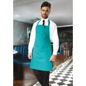Colours bib apron mustard one size