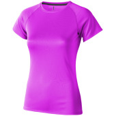 Niagara cool fit dames t-shirt met korte mouwen