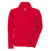 Kinder fleece met rits