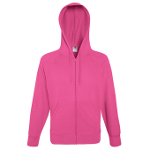 Lichtgewicht Hooded Sweat Jacket