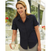 Popelin Shirt Short Sleeve Lady-Fit