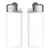 J25 Lighter BO opaque white_BA white_FO white_HO chrome