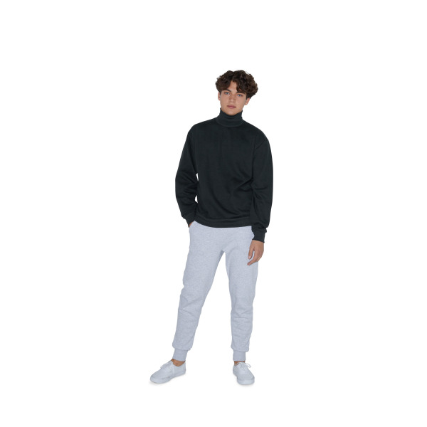 AMA Fleece Turtleneck Unisex