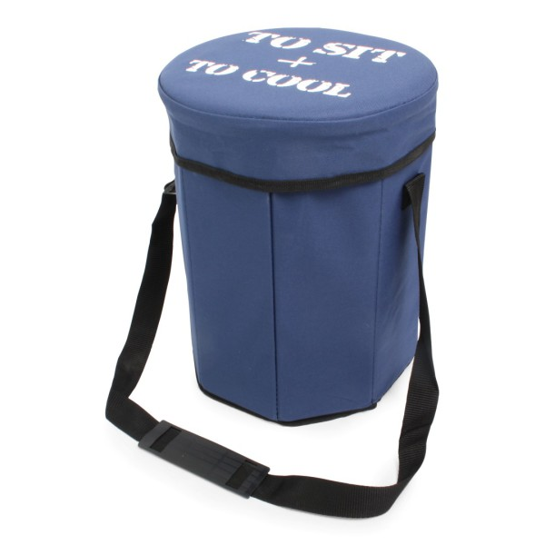To Sit & To Cool Bag XL Blue