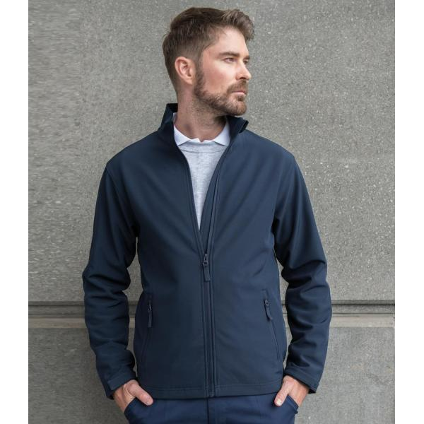 Pro Two Layer Soft Shell Jacket
