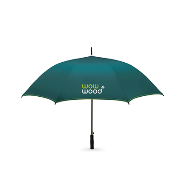 "27"" windproof umbrella"