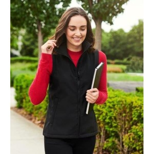Ladies Ablaze Soft Shell Bodywarmer