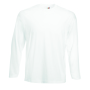 Valueweight Longsleeve T, White, 5XL, FOL