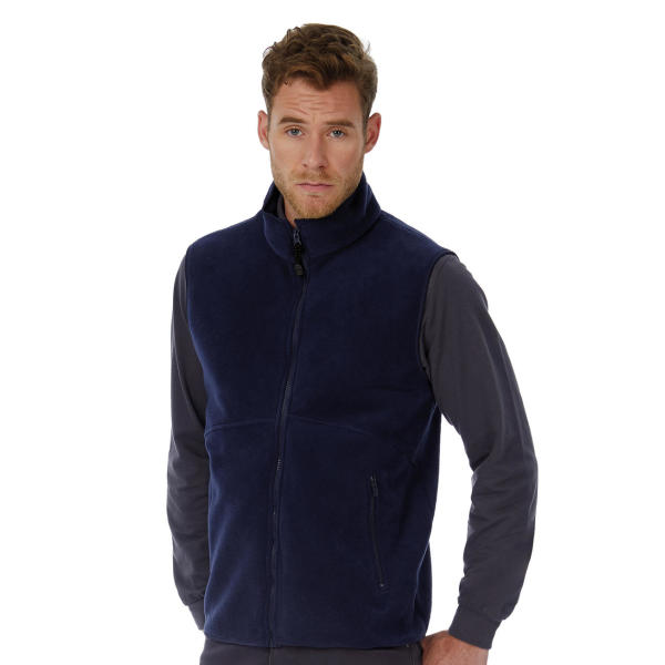 Traveller+ Bodywarmer Fleece