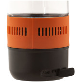 Ace 500 ml tritan sportfles met Bluetooth® speaker - Oranje