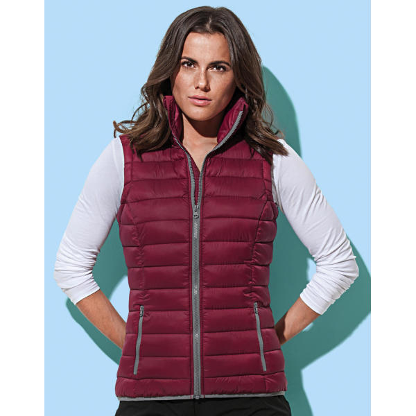 Active Padded Vest Women