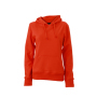 Ladies' Hooded Sweat grenadine