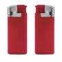 J39 Lighter BO red_BA red_FO red_HO chrome