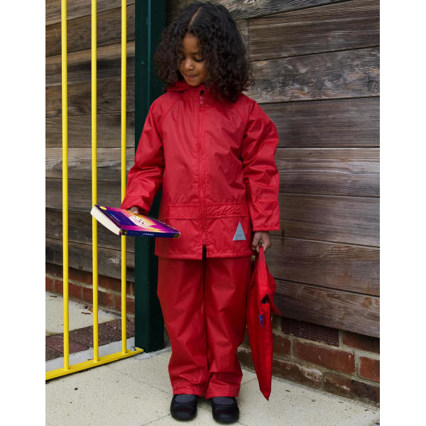 Junior Waterproof Jacket/Trouser Set