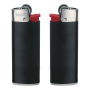 J25 Lighter BO black_BA white_FO red_HO chrome