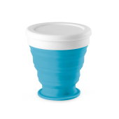ASTRADA. Foldable travel cup 250 ml