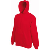 Classic hooded sweat (62-208-0) red xxl