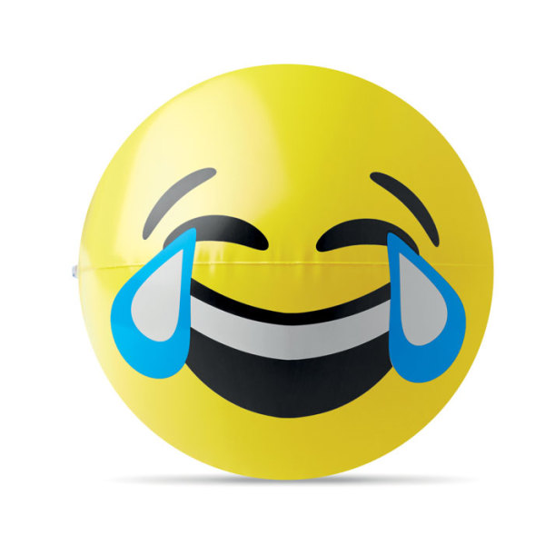 LAUGHY - Emoticon strandbal