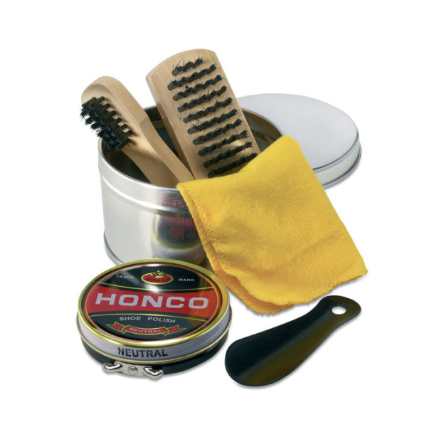 TORTON - Shoe polish kit