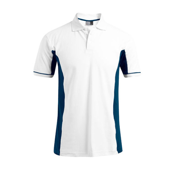 Heren Functional Contrast Polo