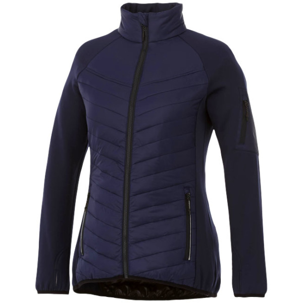 Banff hybrid insulated ladies jacket