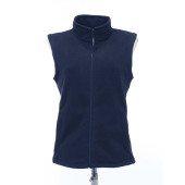 Ladies' Mirco Fleece Bodywarmer