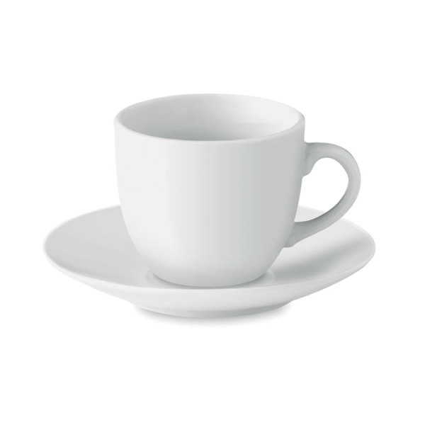 ESPRESSO - Espresso cup and saucer 80 ml