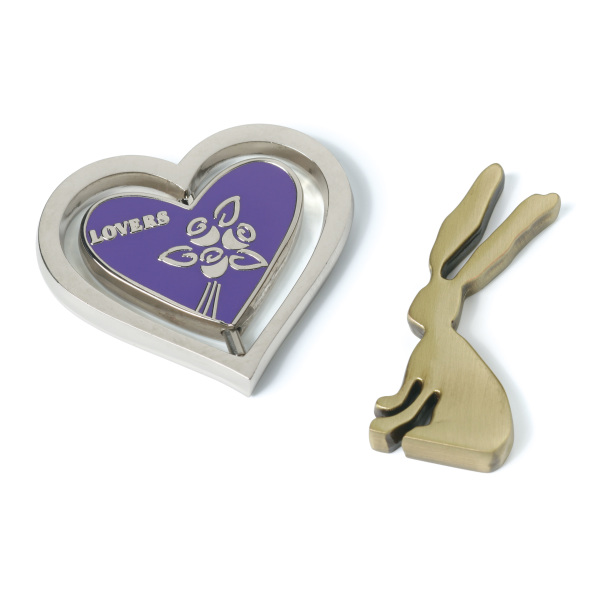 Die Cast Pin Badge