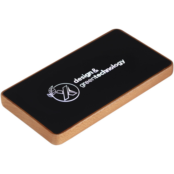 SCX.design P35 5000 mAh houten powerbank